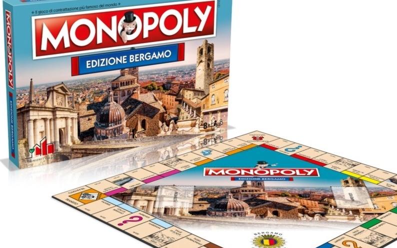 Monopoly edizione Bergamo