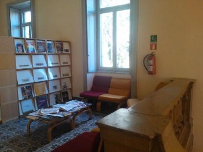 Biblioteca Alzano interno