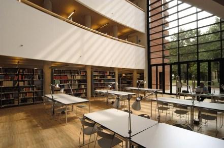 Biblioteca Tiraboschi interni