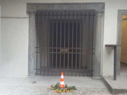 Ingresso ex carcere di Sant'Agata