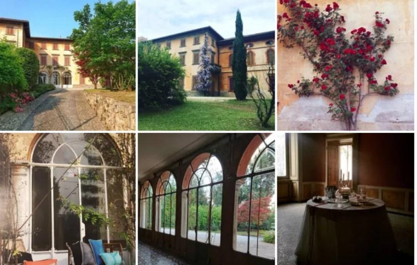 Villa Astori, la villa che respira