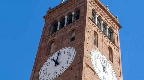 orologio Torre Civica Treviglio
