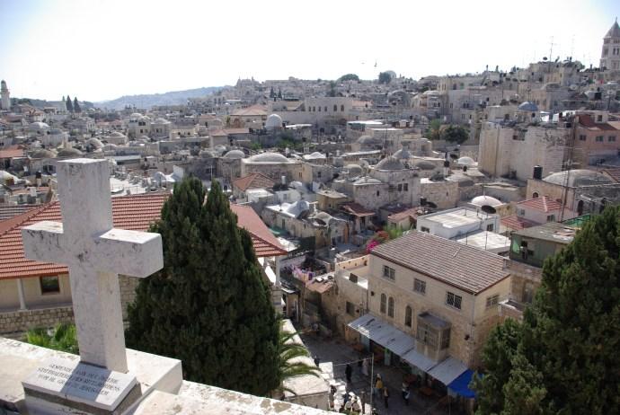 Gerusalemme Città su sette colli