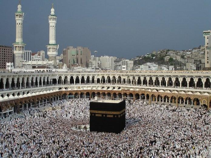La Mecca al centro di sette colli