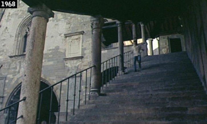 Tre passi nel delirio film ambientati a Bergamo