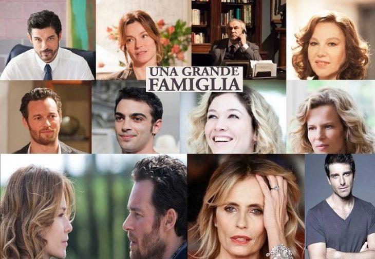 Serie televisiva girata a Bergamo Una grande famiglia