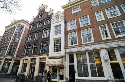 Amsterdam casa più stretta del mondo 26