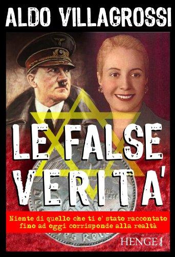Le false verità libro