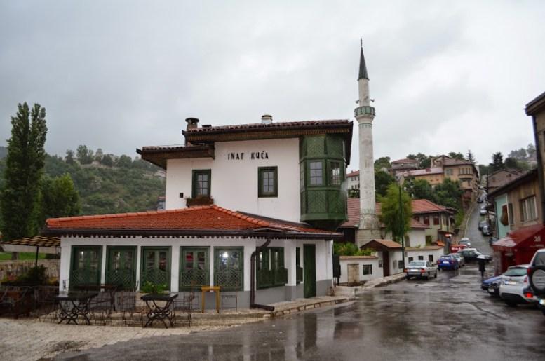 Casa del dispetto Sarajevo