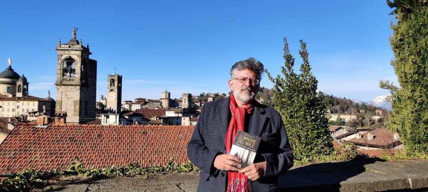 Fabio Paravisi giornalista e scrittore