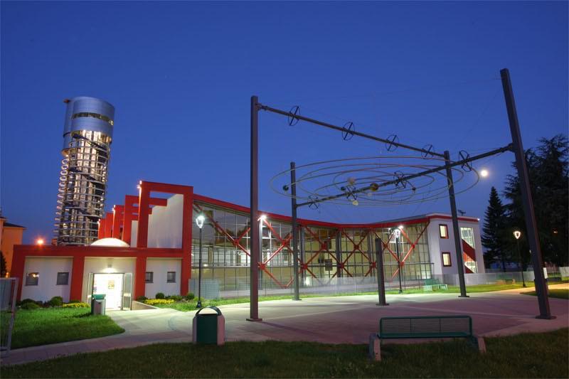astroturismo Torre del Sole Brembate Sopra (BG)