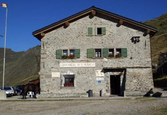 Cà San Marco antica casa cantoniera