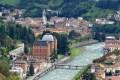 San Pellegrino dall'alto