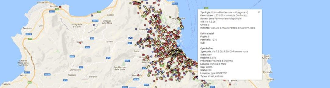 Geocoding  Google OpenRefine
