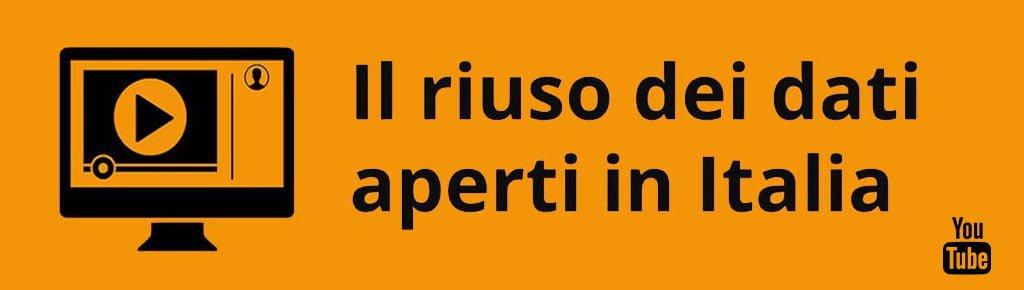 Il riuso dei dati aperti in Italia - Video YouTube