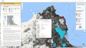 PAI - Mappe realizzate con Qgis e Leaflet