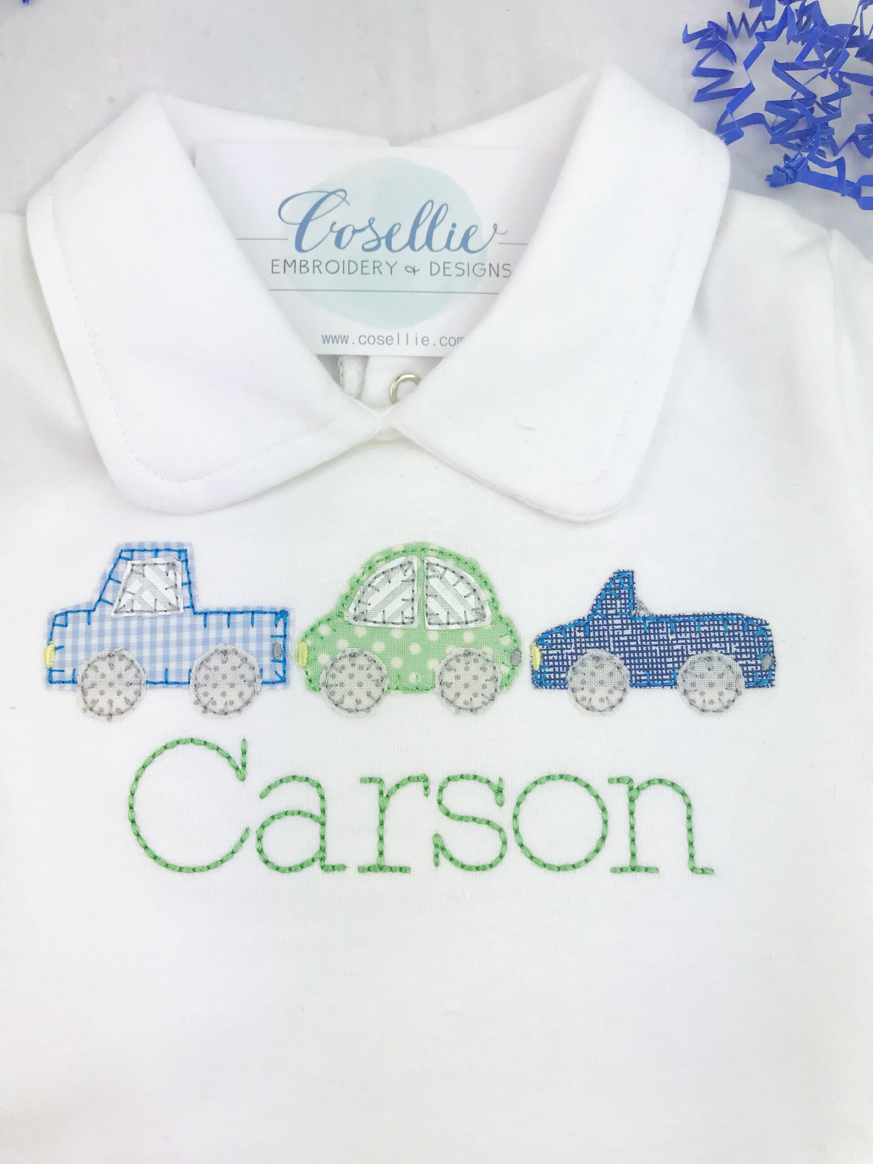 Cars And Trucks Embroidery Design Embroidery Design Cosellie