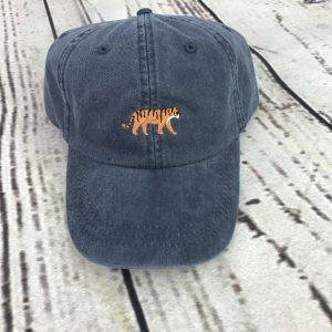 Tiger baseball cap, Tiger baseball hat, Tiger hat, Tiger cap, Personalized cap, Custom baseball cap, Clemson baseball cap, LSU baseball cap, Auburn baseball cap