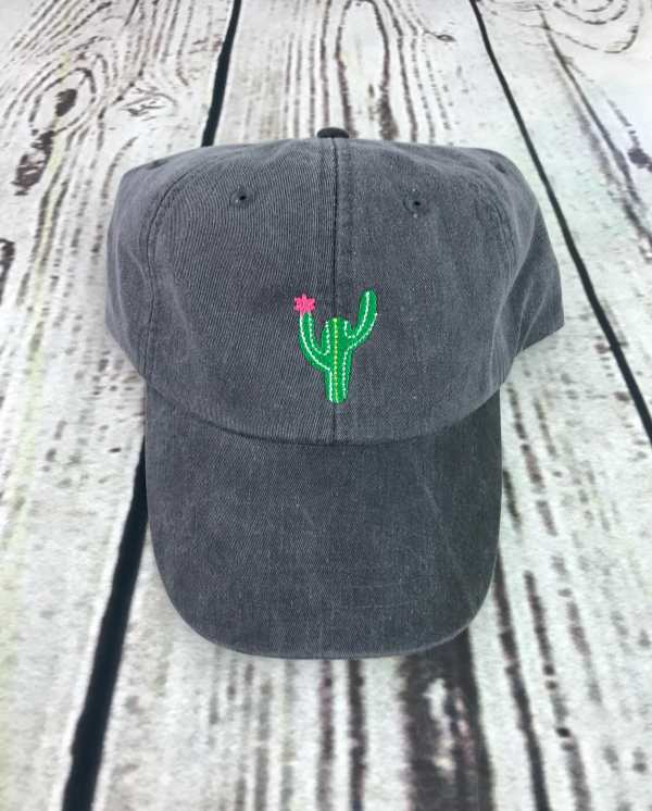 Cactus baseball cap, Cactus baseball hat, Cactus hat, Cactus cap, Personalized cap, Custom baseball cap