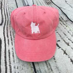 Westie baseball cap, Westie baseball hat, Westie hat, Westie cap, Personalized cap, Custom baseball cap, West highland terrier