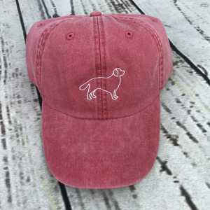 Golden Retriever baseball cap, Golden Retriever baseball hat, Golden Retriever hat, Golden Retriever cap, Personalized cap, Custom baseball cap, Dog baseball cap