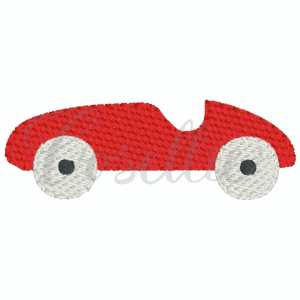 Mini soapbox car embroidery design, Toy car, Soapbox car, Race car, Robot, Mini robot, Vintage toy, Mini toy, Toy, Vintage stitch embroidery design, Applique, Machine embroidery design, Blanket stitch, Beanstitch, Vintage, Classic, Sketch