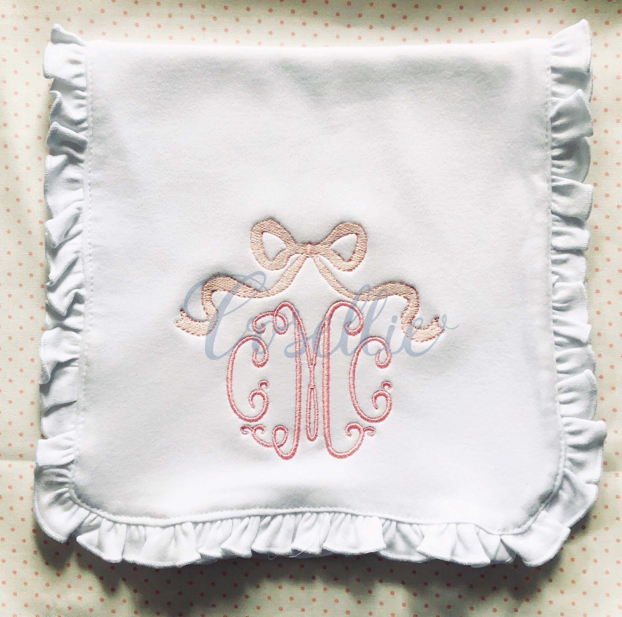 Simple Bow Embroidery Design Embroidery Design Cosellie