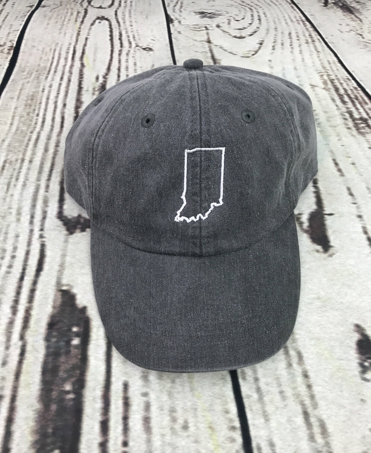the best attitude 4bc0f f6101 ... where to buy indiana baseball cap state outline 94b7e 82030