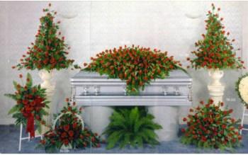 Funeral Home Settings