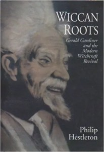 Book cover of Wiccan Roots.