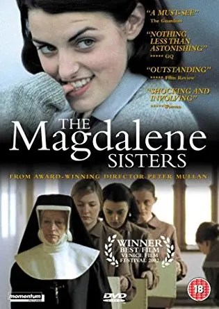 Movie poster for The Magdalene Sisters.