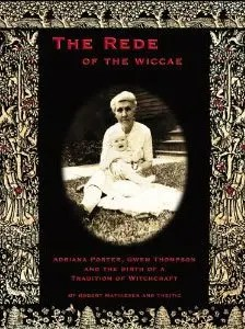 Book cover of The Rede of the Wiccae.