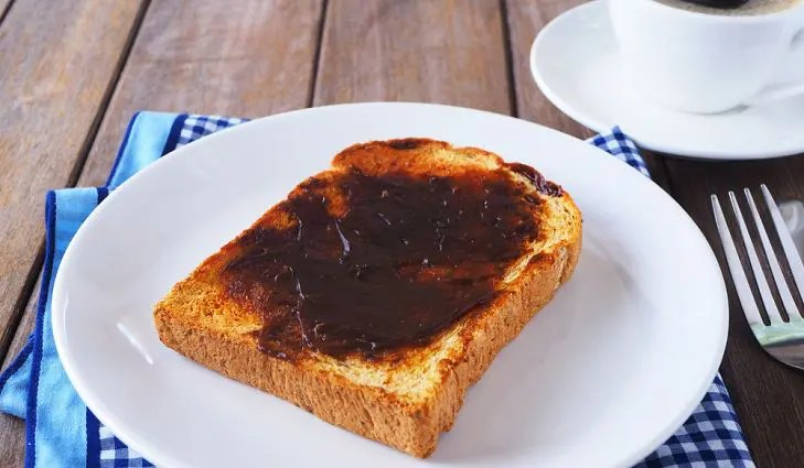 Vegemite, Australian food.
