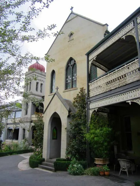 The Convent at Daylesford.