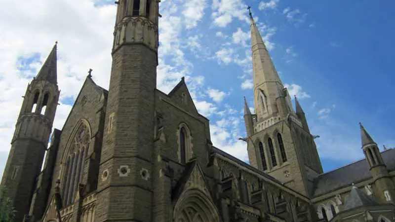 Sacred Heart Cathedral, Bendigo.