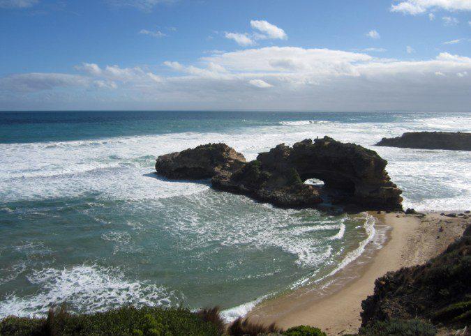 Portsea's Back Beach