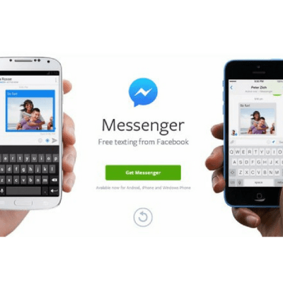 Expats, stay connected with Facebook Messenger