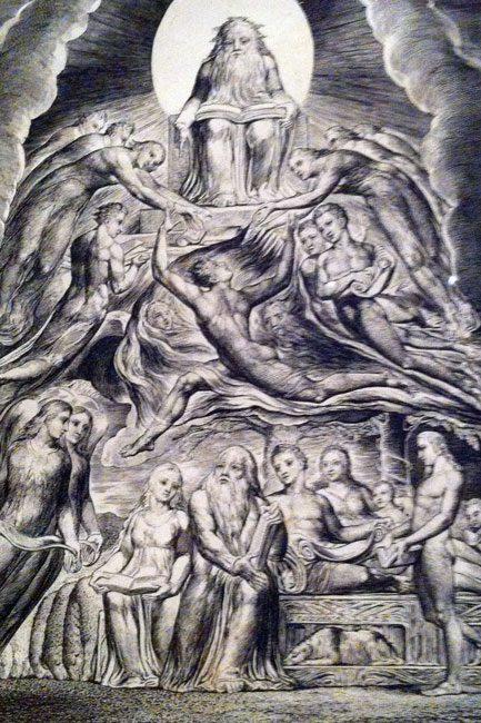 Art of William Blake.