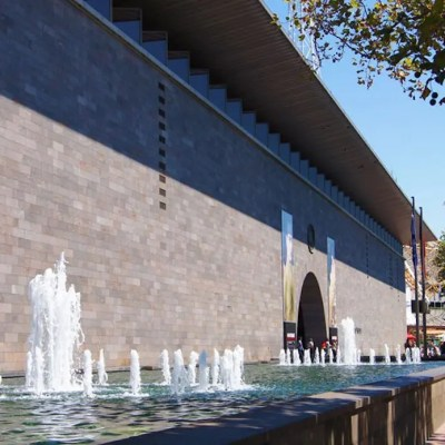 NGV, the National Gallery of Victoria