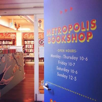 Metropolis Bookshop
