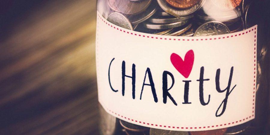 effective altruism donation jar