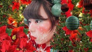 超🌟クリスマスメイク!Amazing Christmas Makeup RISA