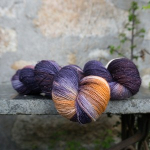 Bluefaced Leicester Laceweight Yarn