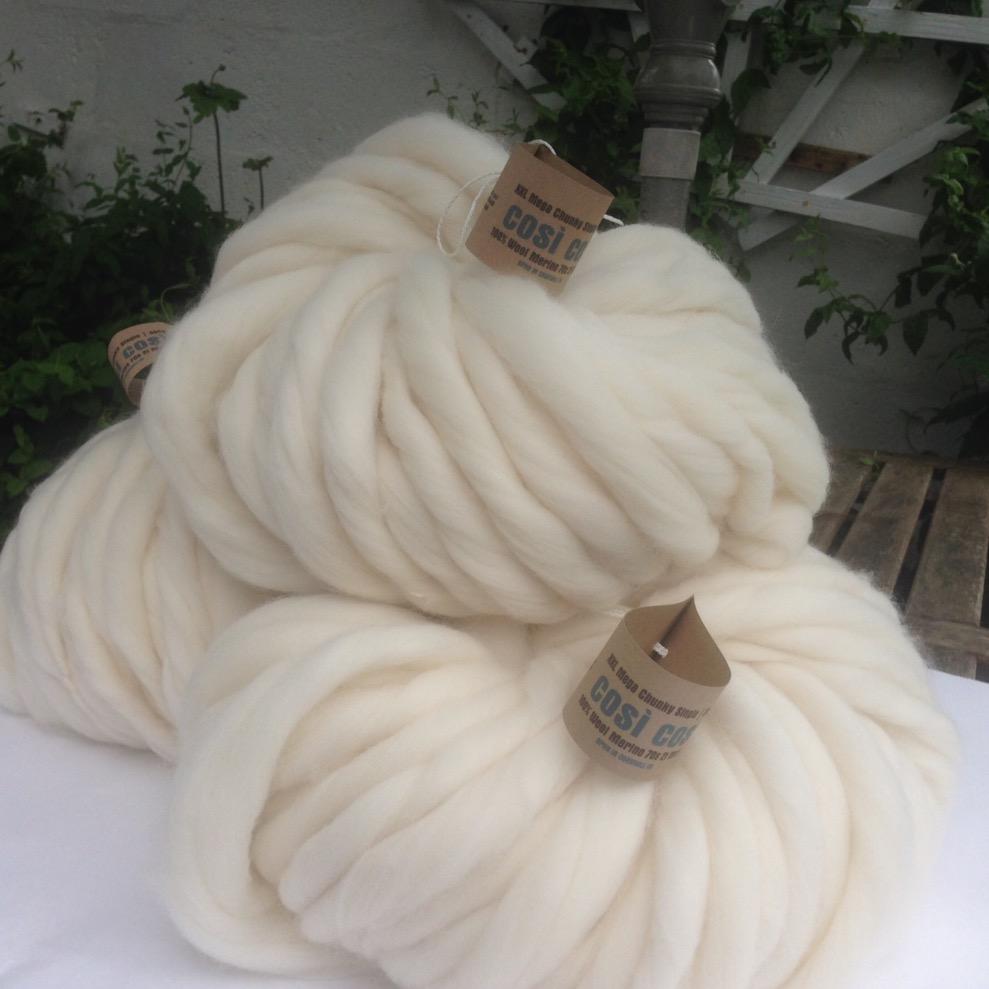 Chunky Knit Merino Wool WWII Watchcap