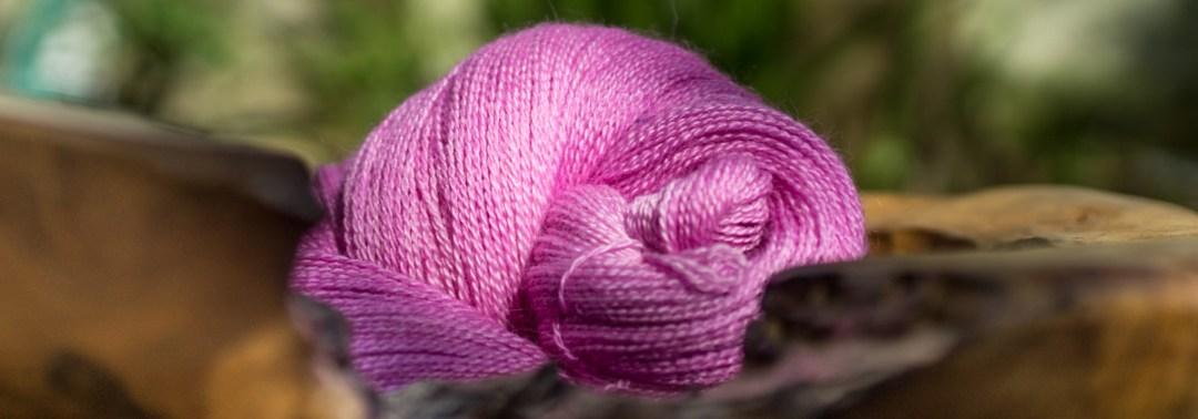 Luxury Hand Dyed Yarns Handmade Soft Furnishings Knitted
