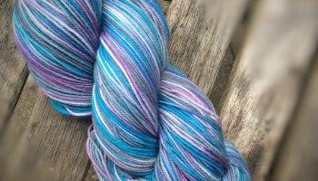 Sock Knitting Kits Uk : Sock yarn 4 ply sport weight hand dyed 100% merino wool superwash