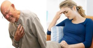6 simptome ale infarctului care sunt diferite la femei fata de barbati