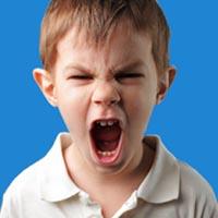 Cum sa te comporti cu un copil furios?