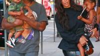 Kim Kardashian critică aptitudinile de tată ale lui Kanye West