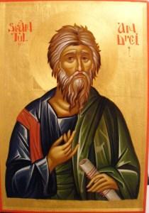 Sfantul Apostol Andrei: sarbatoarea romanilor de dinainte de centenar